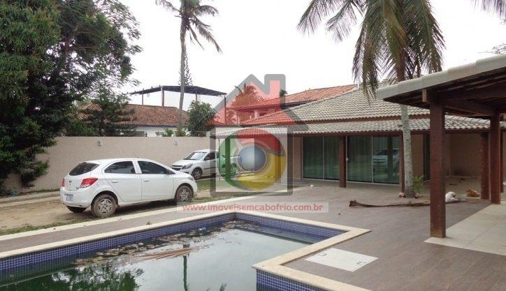 Casa 4 Quartos Independente - Cabo Frio RJ - Palmeiras 11